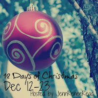 12 days of Christmas Blog Event