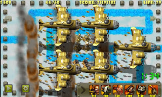 Little Commander game for Android free download
