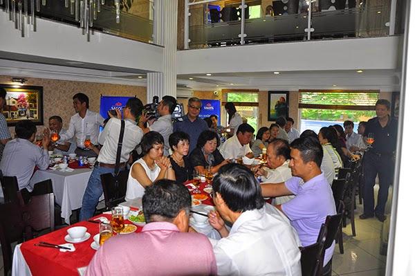 Tổ chức sự kiện tại nhà hàng Hanoi Deli