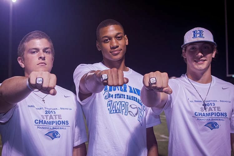 HanoverCountySports.net: STATE CHAMPS GET THEIR RINGS!