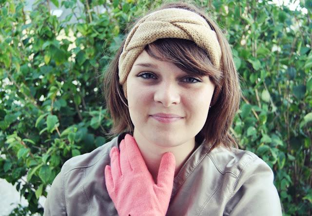 braided headband H&M