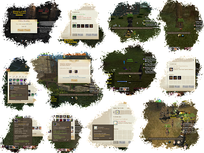 ArcheAge - Labor Spending Activities