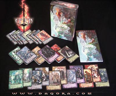 Diseño y maquetación realizados por ªRU-MOR para el juego de cartas ÉPICA: edades oscuras. Fantasía, rol, medieval