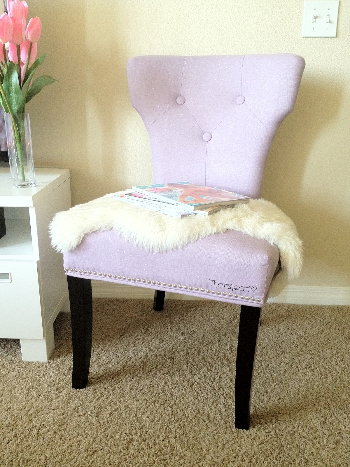 The Lavender Chair