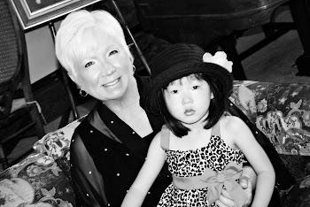 Momma and Caroline 2011