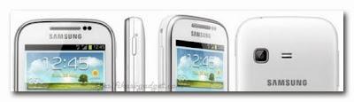 Spesifiksasi Samsung Galaxy Chat B5330