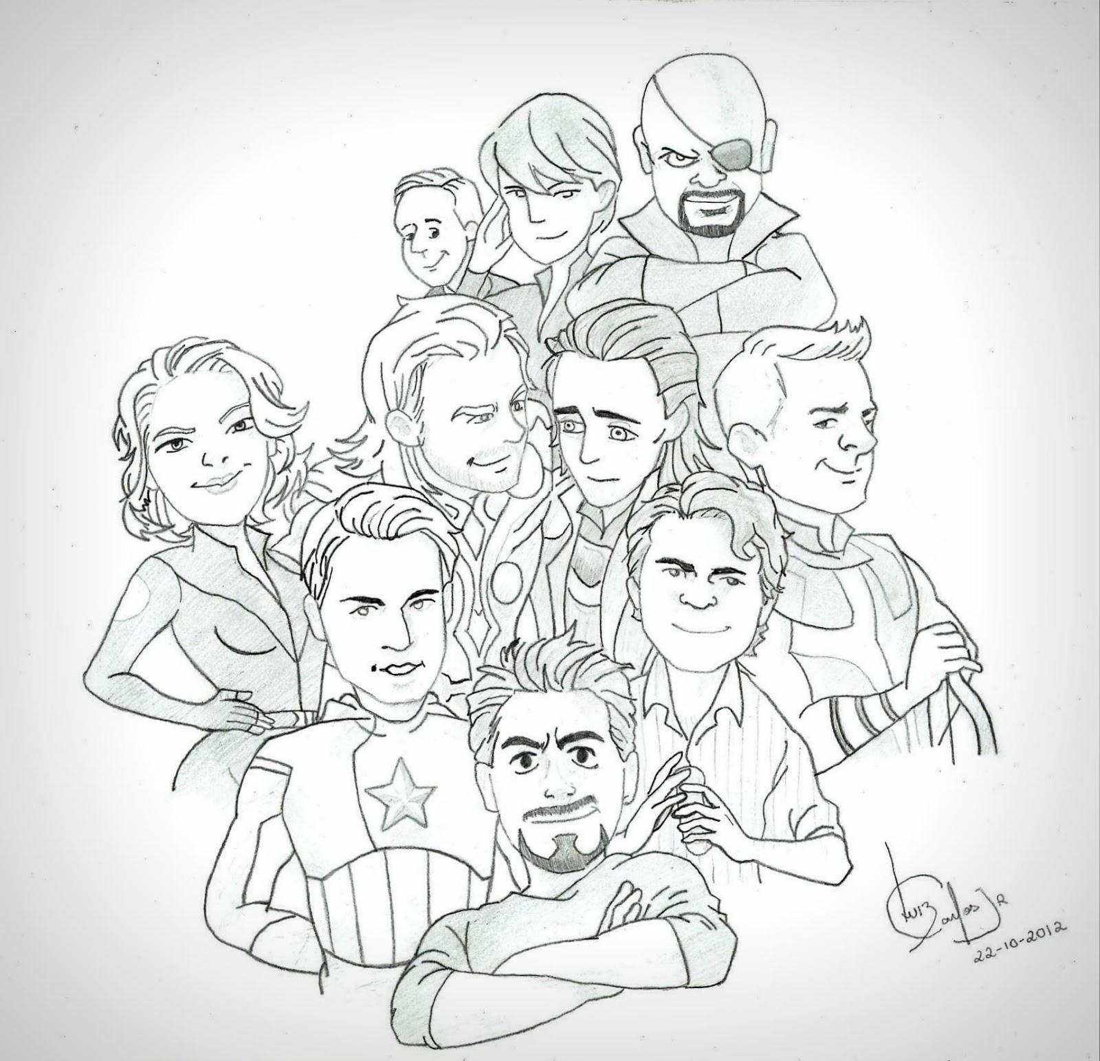 Pessoas (desenho)