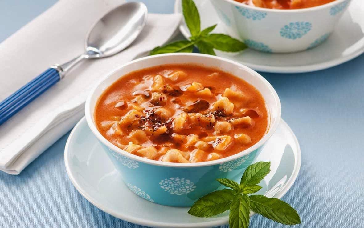 Mantılı Çorba