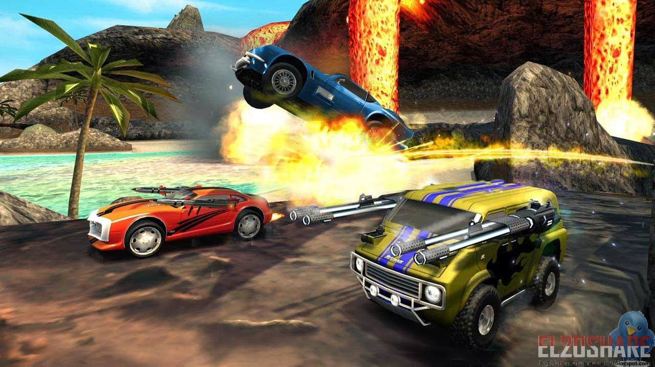 Carnage Racing PC Games