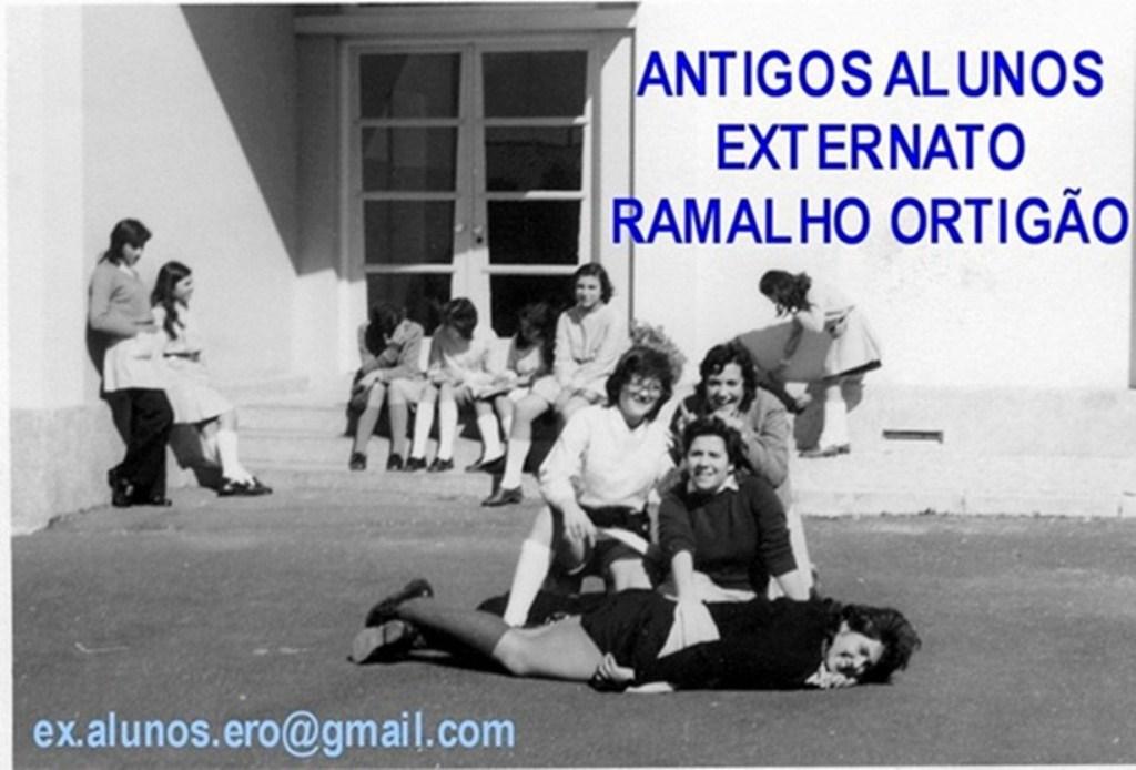 ANTIGOS ALUNOS DO E.R.O.