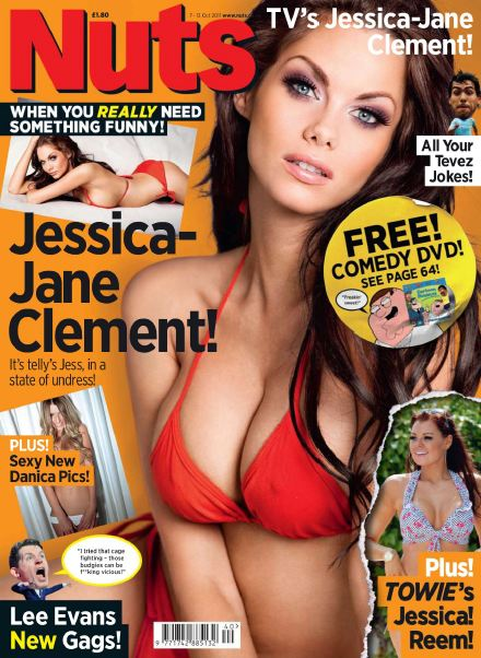 Download Nuts Magazine Sexy Naughty Girls - 07 October 2011 Torrent