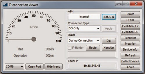Download IP Connection Viewer - Repairs Ponsel