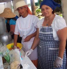 Santa Brigida celebro su I FIESTA DE LAS TRADICIONES