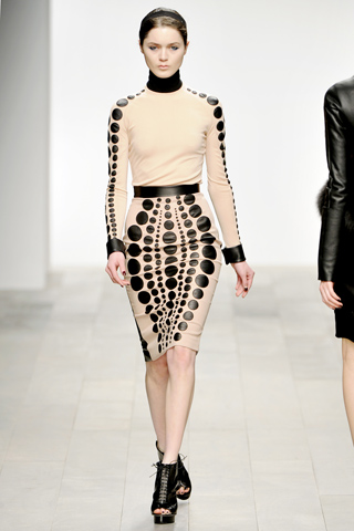 David Koma AW 2011/2012 London Fashion Week