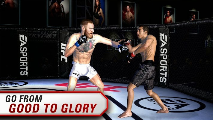 Download EA SPORTS™ UFC v1.0.725758 Apk Data