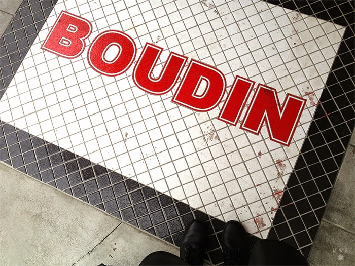 Boudin Bakery Tour Entrance
