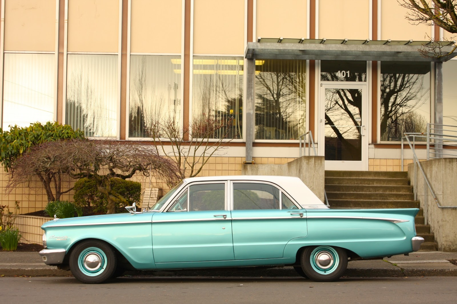 1962 Mercury Comet Custom.