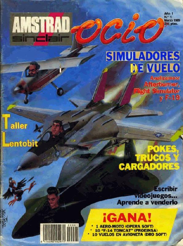 Amstrad Sinclair Ocio / Megaocio
