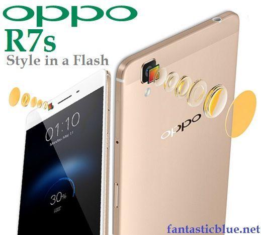 Teknologi kamera Oppo R7s yang luar biasa