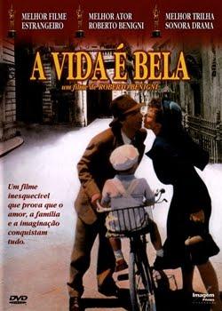 Filme Poster A Vida é Bela DVDRip XviD Dual Audio & RMVB Dublado