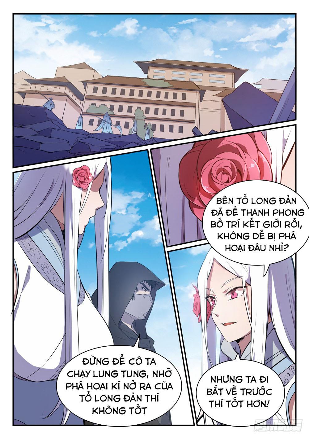 Bách Luyện Thành Thần chap 444 - Trang 3