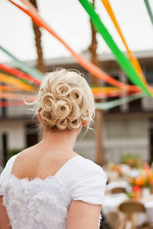wedding hairstyle long hairdos