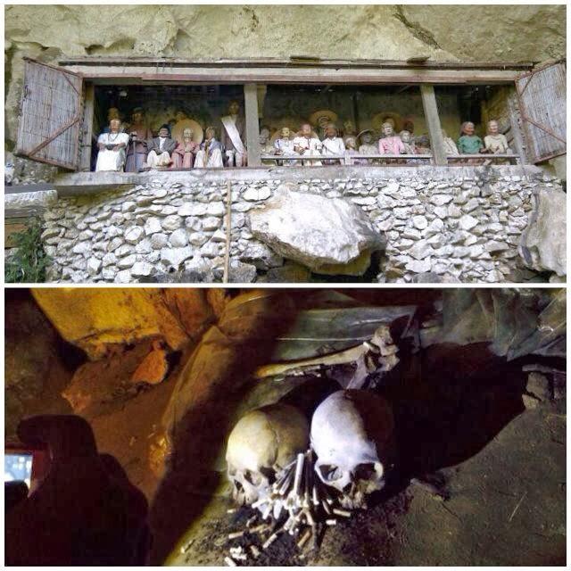 Kubur Londa Tana Toraja