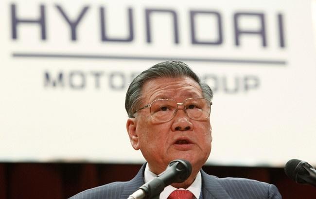 Chung Mong Koo