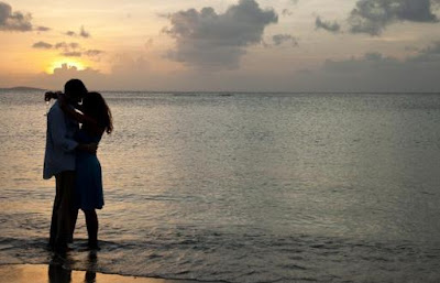 ازاى تخلى جوزك يحبك ويموت فيكى - الرومانسية فى الغروب - romance at sunset