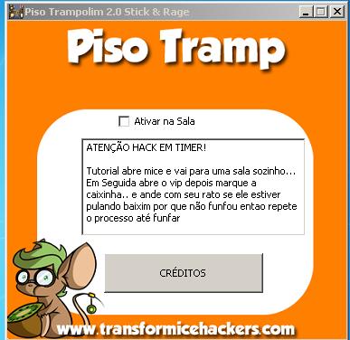 Transformice hackers piso trampolim 2 0 stick rage th - Piso que se pega ...