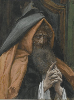 Joseph of Arimathea by James Tissot