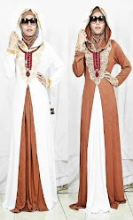 Gamis Hoodie Syahrini SOLD OUT