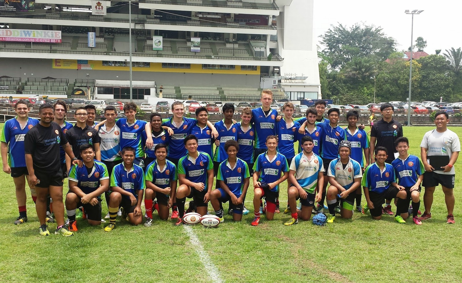 NRA U16 Select Program 2015