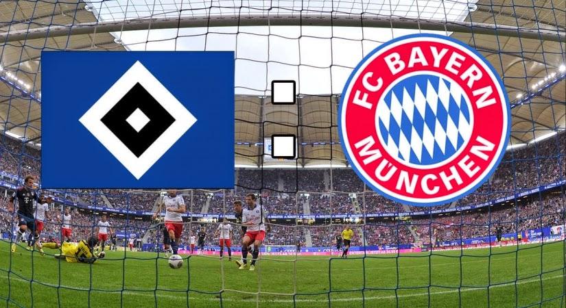 Prediksi Skor Hamburger SV vs Bayern Munchen 30 Oktober 2014