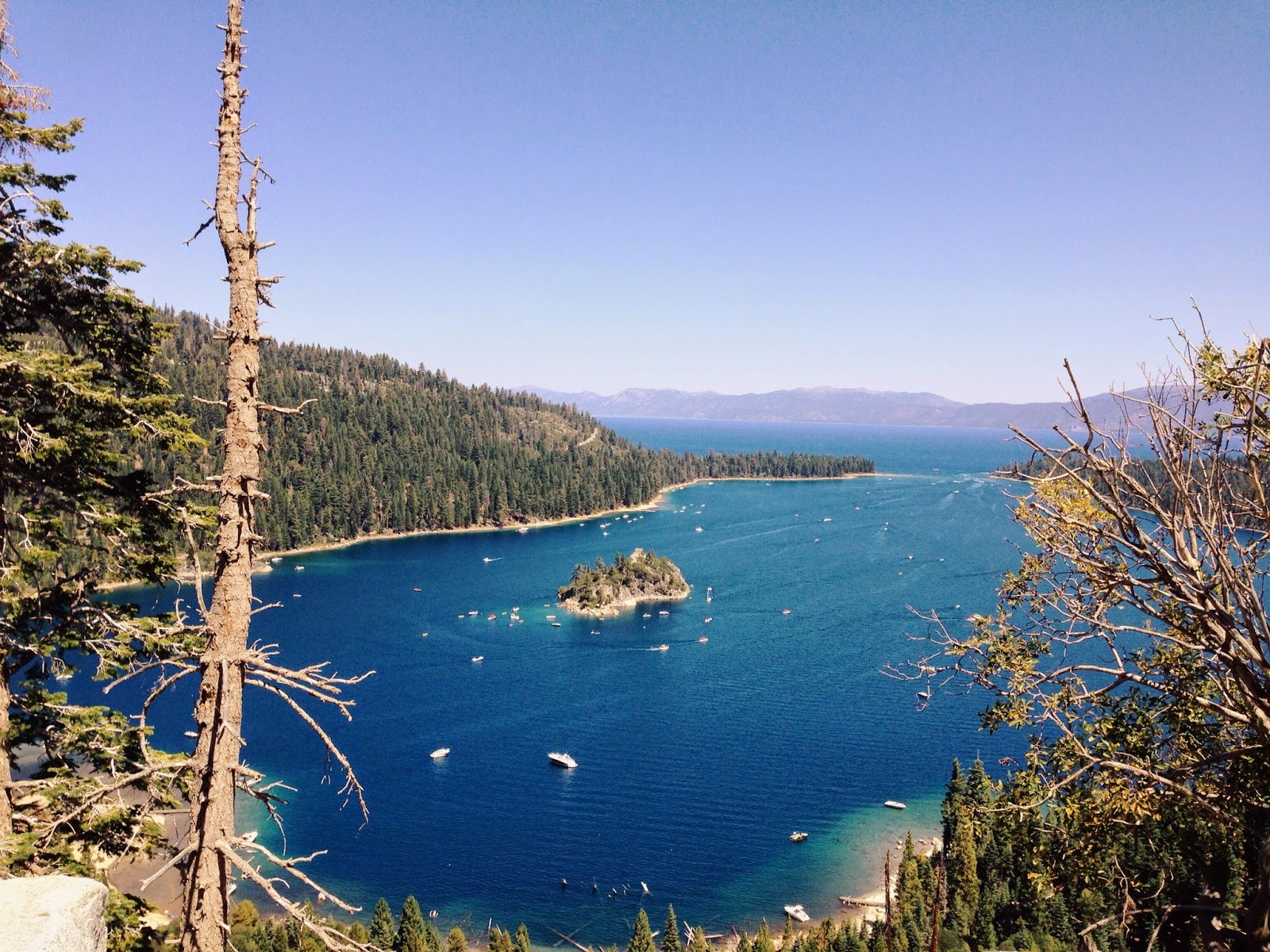 inspiredly insane: Lake Tahoe in the Summer