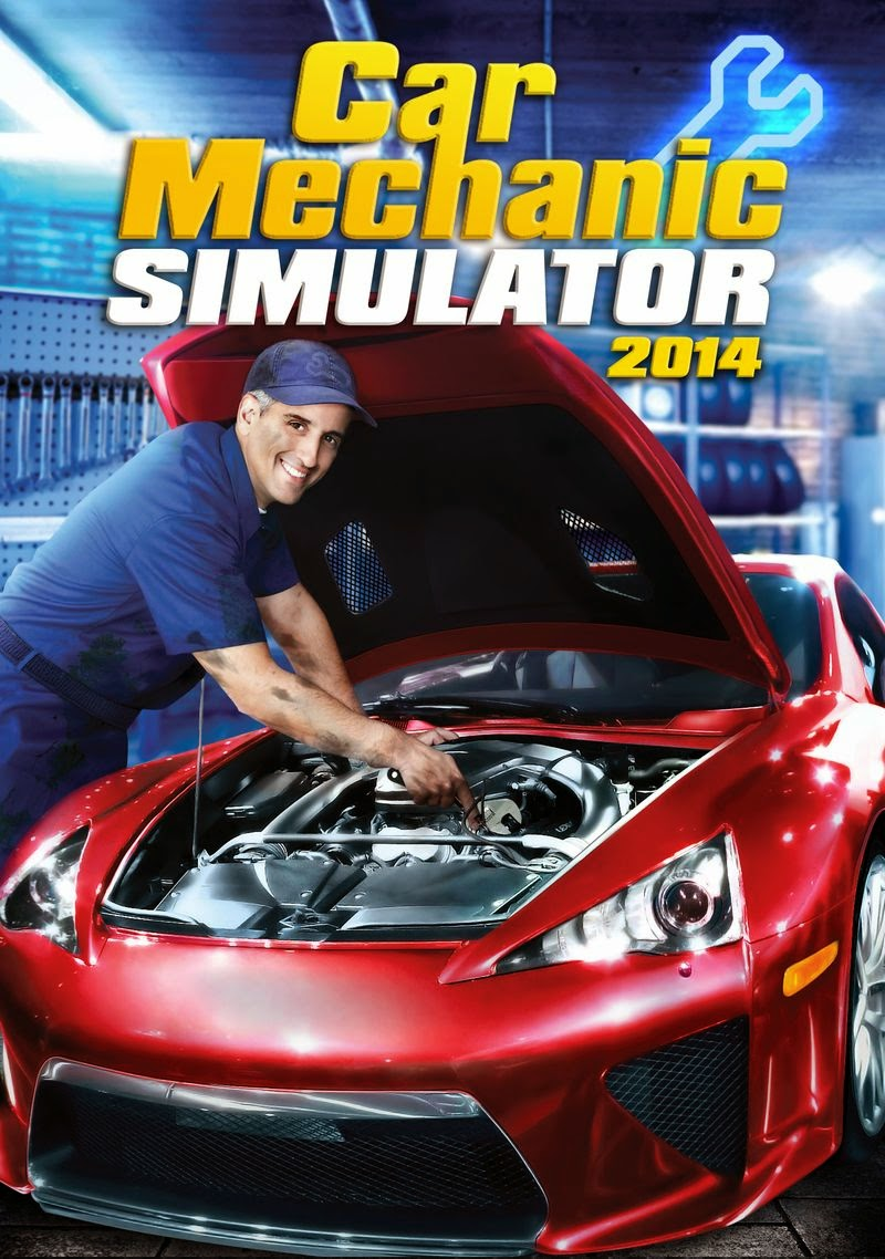 Car Mechanic Simulator 2014 pc Game