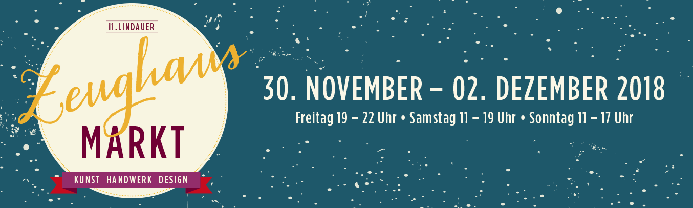 Zeughausmarkt 2018    30.Nov. - 2.Dez.