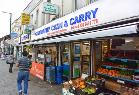 Wembley Central Cash and Carry