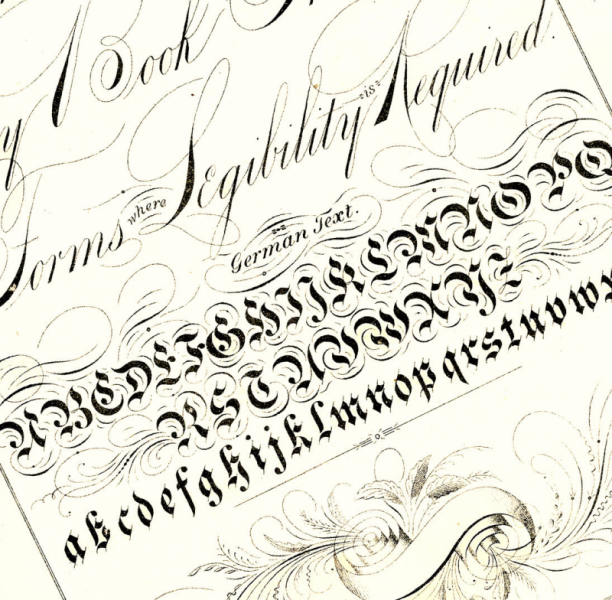 Victorian Handwriting