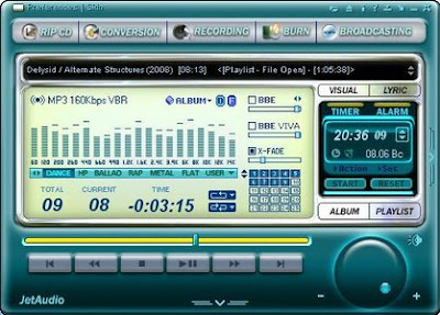 Download JetAudio Plus 8.1.7.20702 Full Crack Latest Version