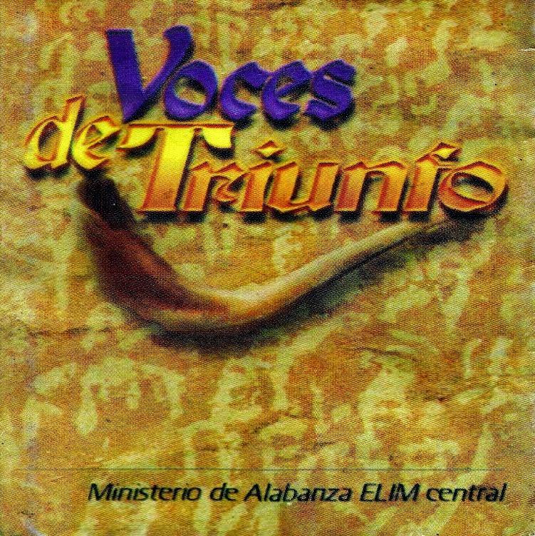Elim Central Guatemala-Voces De Triunfo-