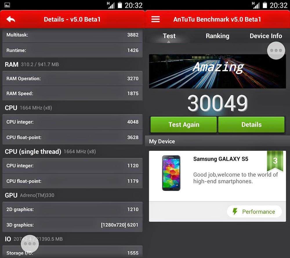 Membuat Evercoss A80A Elevate Y2 Menjadi Samsung Galaxy S5, Ini Caranya!
