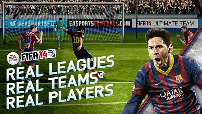 FIFA 14 Full Apk Terbaru
