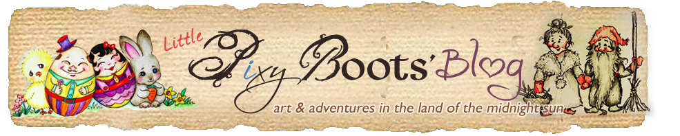 Little Pixy Boots' Blog