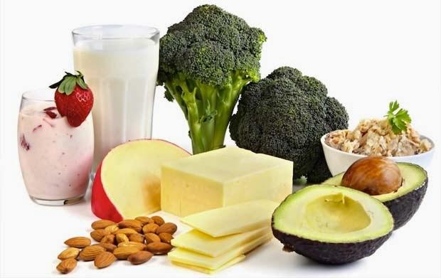 makanan yang mengandung kalsium untuk ibu hamil