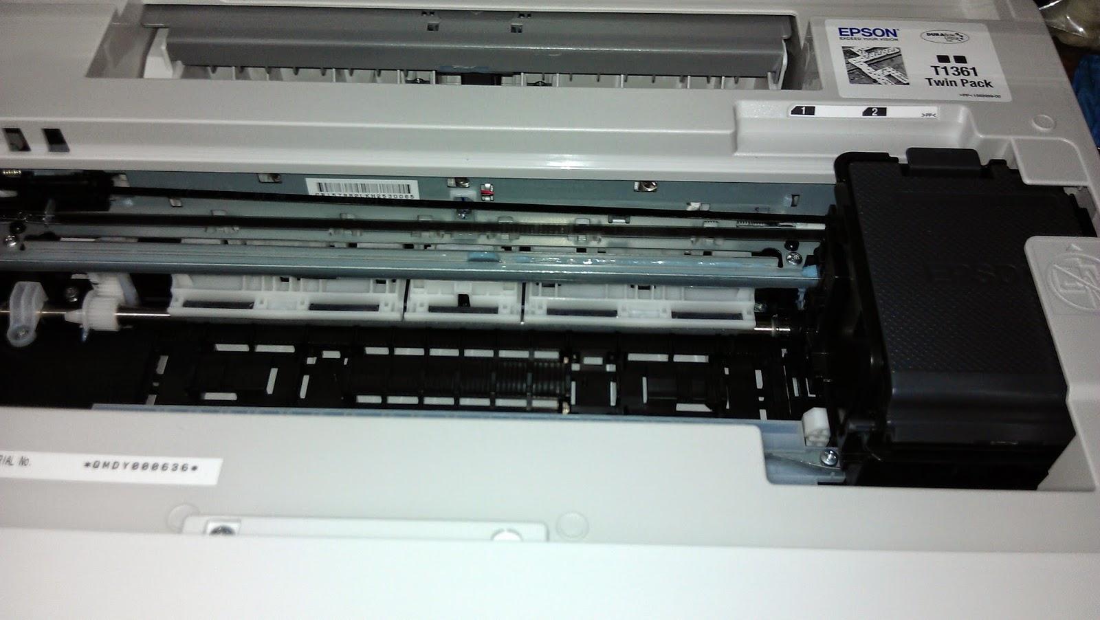 Ремонт принтера canon mp250 своими руками