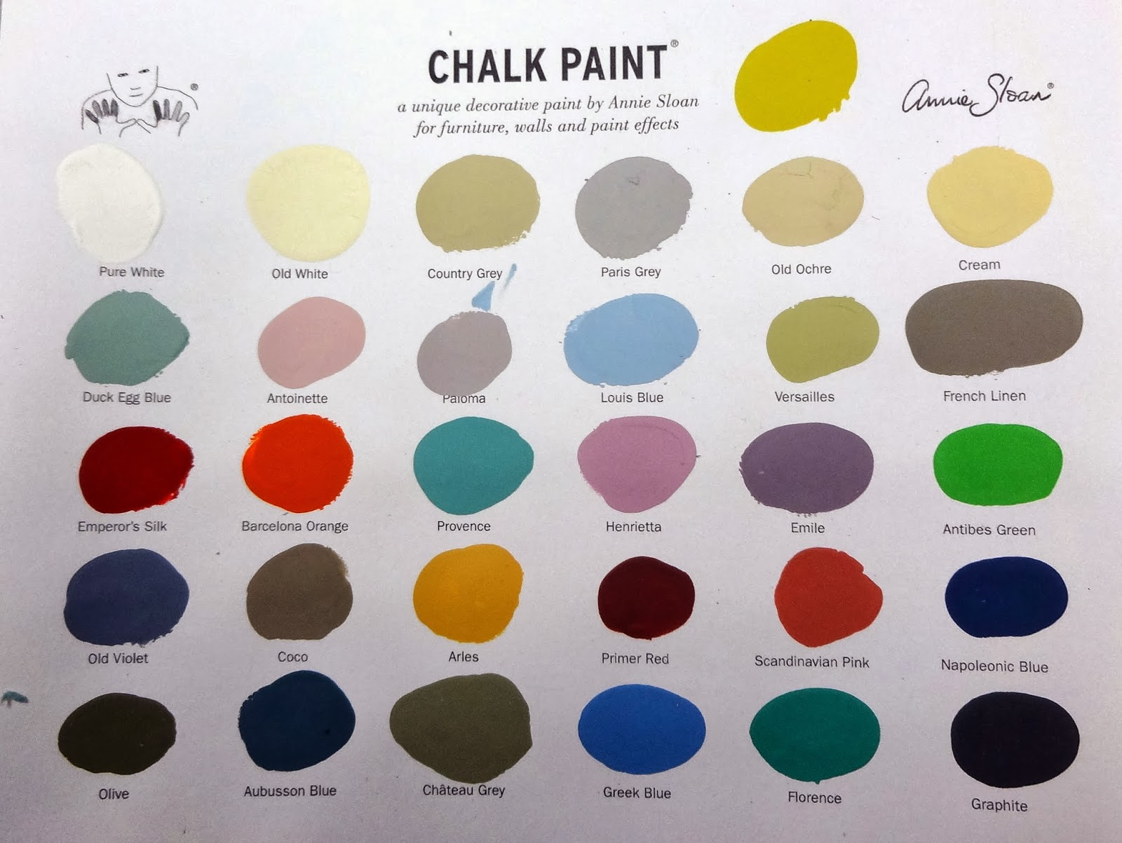 Colors of annie sloan chalk paint - It Really Is Fun To Transform Furniture Without Any Sanding Or Scraping Old Layers Of Paint What S Your Favorite Annie Sloan Chalk Paint Color Or Color