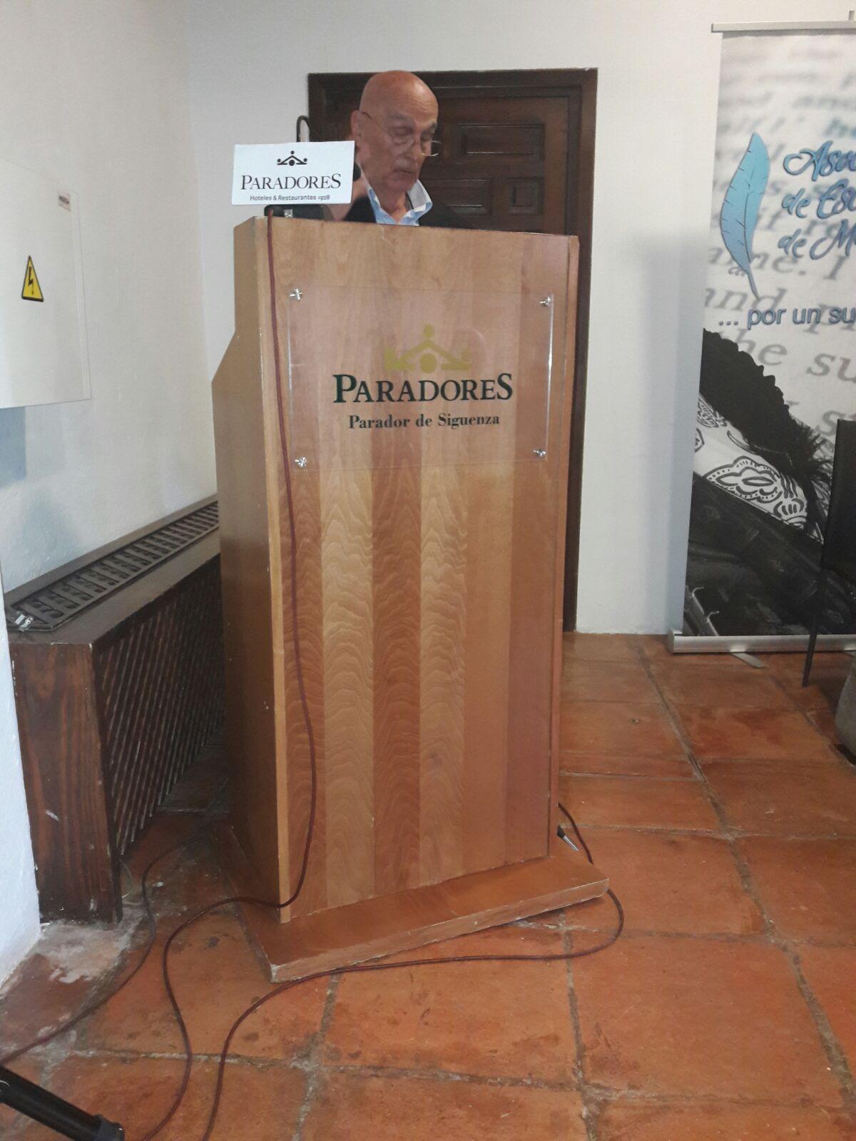 Lectura en Sigüenza. Marzo 2017
