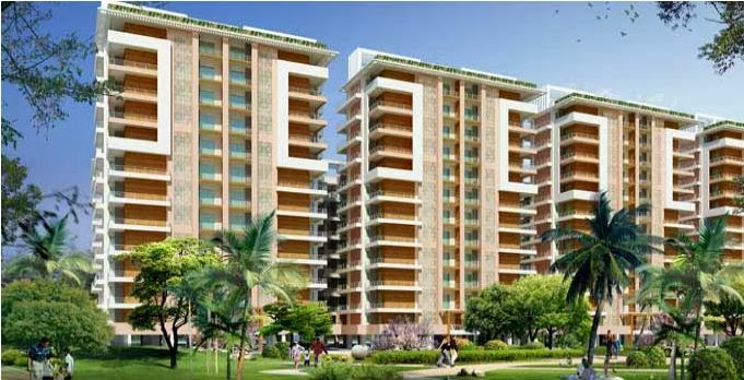 Palm Village Mohali 3BHK Flats