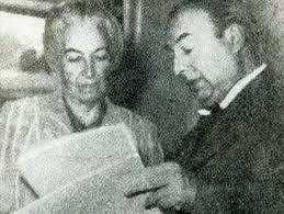 Gabriela Mistral (1889 - 1957)